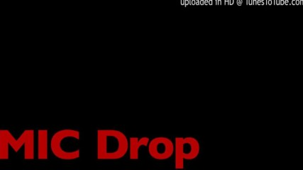 Bts - Mic Drop Feat. Desiigner Steve Aoki Remix - аудио