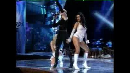 2003 VMA Lesbian Kiss