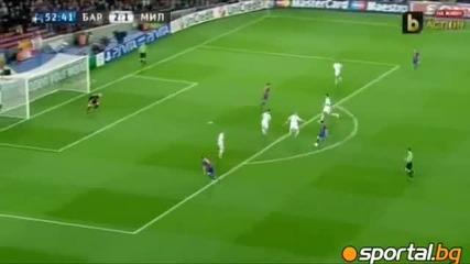 Barselona 3-1 Mila