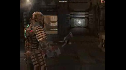 Dead Space Game Play Part One