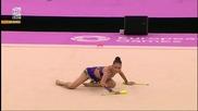 Невяна Владинова - бухалки - финал - Европейски игри