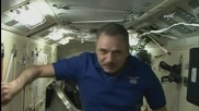 ISS: Expedition 46 crew board the ISS