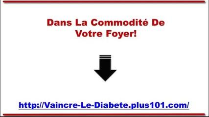 Diabète Type 2, Vaincre Le Diabète, Comment Baisser Le Diabète, Diabète De Type 2 Traitement