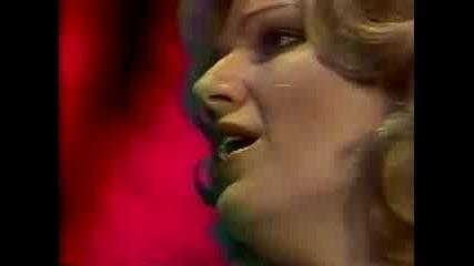 Jeane Manson & Christian Delagrange - Les larmes aux yeux 1977