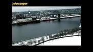 Болид от F1 Тест на Сняг и Лед