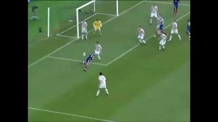Зидан показа класата си срещу Хърватия