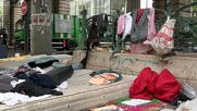France: Police dismantle Paris camp of around 1,500 refugees