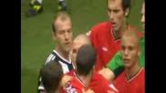 Roy Keane Vs Alan Shearer