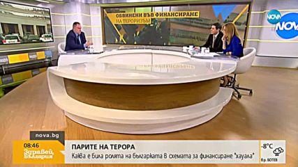 """ПАРИТЕ НА ТЕРОРА: Каква е била ролята на българката в схемата """"хауала""""?"""
