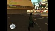 Gta San Andreas Multiplayer geroiat mi pikae