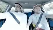 Такси-дрифтер и арабский шейх
