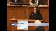 Министри на отчет в парламента за бедственото положение след обилните снеговалежи