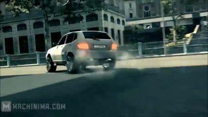 Grand Theft Auto - V Trailer 2012 {hd}