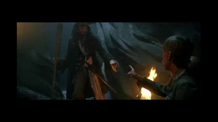 Pirates of the Caribbean The Curse of the Black Pearl bg audio 3/5