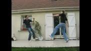 Ето така се тaнцува на gabba !!!