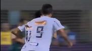 Страхотен гол на Neymar от пряк свободен удар