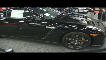 Nissan G T R Погледнат отблизо [ H D ]