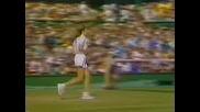 Wimbledon 1988 : BBC oбзор  | Част(2/2)