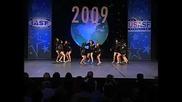 Cheer Gymnastics All Stars - Alpha Cheer & Dance Co. - Международен шампионат по Хип - Хоп Танци 200
