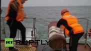 Russia: Caspian Flotilla shows off full combat readiness in flash military drills