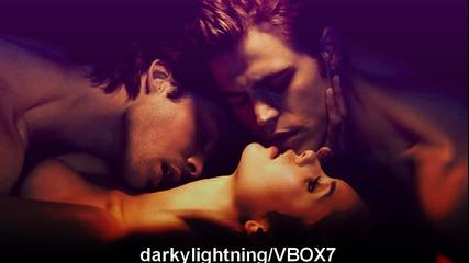 Най-нежната песен в The Vampire Diaries Сезон 3 - Ross Copperman - Holding On and Letting Go