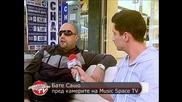 Бате Сашо: Проправих път на другите рапъри да казват истината