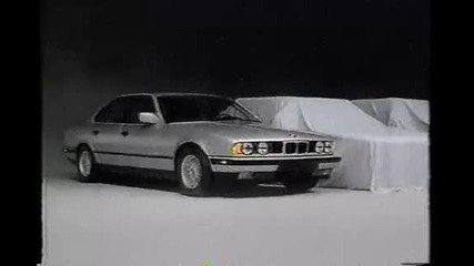 1988 Bmw 5 Series Tv Commercial