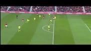 Фантастичен гол ва Wayne Rooney срещу Норич