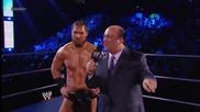Пол Хейман дебютира клиент Curtis Axel's Smackdown: May 24, 2013