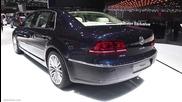 2015 Volkswagen Phaeton 3.0 V6 Tdi 4motion Lwb - Exterior an