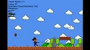 Super Mario Демек Super Chuck Norris OWNAGE :D