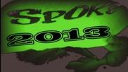 01. sp0ke - Символи (2013)