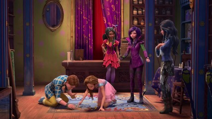 Descendants: Wicked World Епизод 6