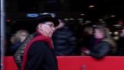 Germany: Tilda Swinton attends Berlinale Bowie tribute
