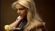 Britney Spears - фотосесия за турнето и през 2004 The Onyx Hotel