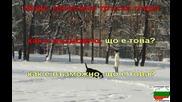 Шаро И Пърия Сняг - Караоке