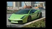 Какви Невероятни коли карат в Дубай (част3)