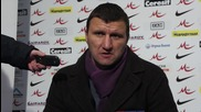 Костадин Ангелов: Не ни достигна малко самочувствие
