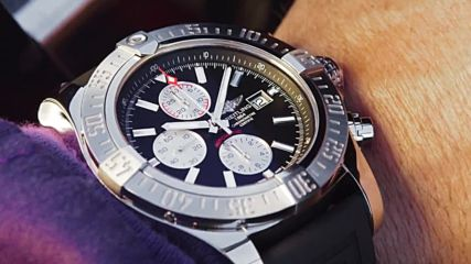 Unlimited - Breitling TV commercial