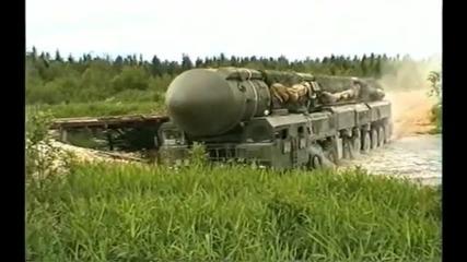 Руската военна мощ - Нещо интересно!!!
