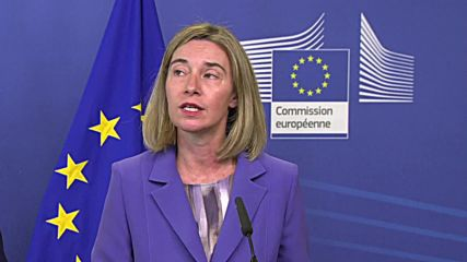 Belgium: Kerry and Mogherini convene for Brexit talks in Brussels