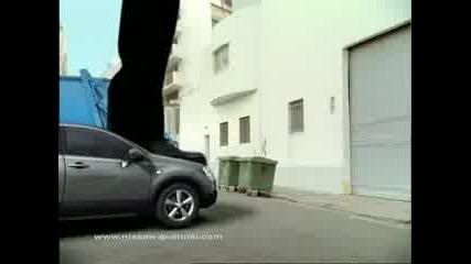 Реклама - Nissan Qashqai