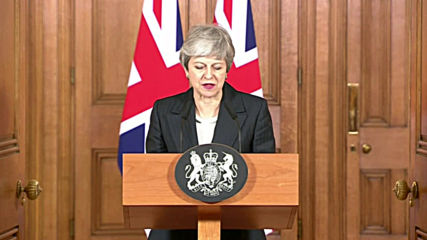UK: Theresa May vouches Brexit will take place no later than June 30