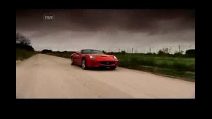Fifth Gear - Ferrari California