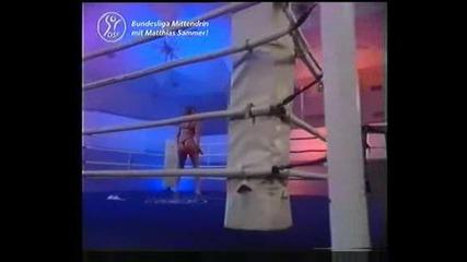 Sexy Sport Clips - Бокс
