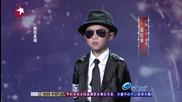 Дете на 7 години изуми журито и публиката с танц на Michael Jackson