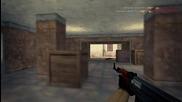 Xperia Play 2011: dennis vs Gamerzone ( Counter - Strike 1.6 )