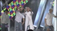 130922 G-dragon - Who You + No.1 of the week @ Inkigayo
