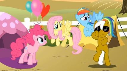 Pony Style - Gangnam Style [посмейте се със мен!]