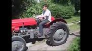 Трактор Gti